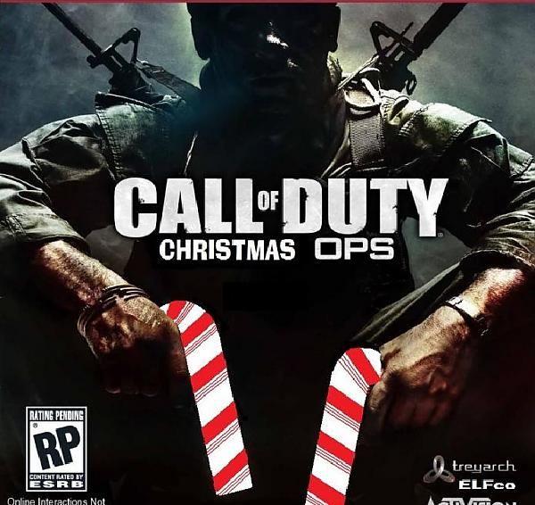 Blackops Christmas
